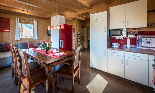 Ferienhaus Wohnküche